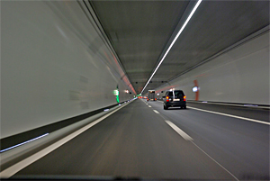 a3 uetliberg tunnel