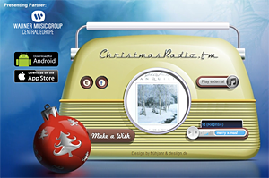christmasradio screenshot 2017-1