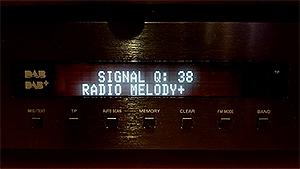 display radio melody