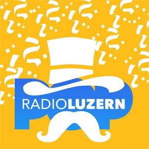 radio luzern pop fasnacht logo